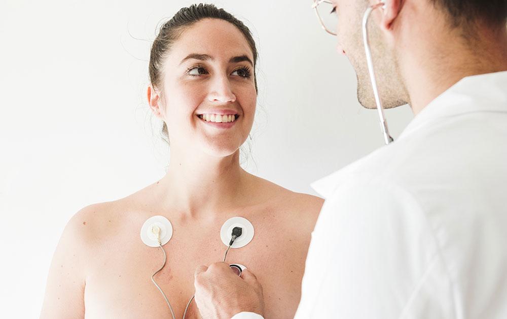 Holter cardiaco Senago